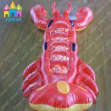I giocattoli dell'acqua di Finego che fanno galleggiare le stuoie dell'aragosta della doppia sede galleggia nel prezzo poco costoso