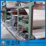Celulose e papel Waste que recicl o rolo do papel de tecido do toalete do rolo enorme que faz a máquina