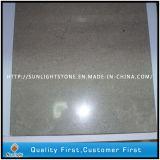 Tuiles en pierre de marbre grises bon marché chinoises d'étage et de mur de Cendrillon