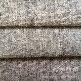 Polyester 100% de tissu de sofa de Linenette de capitonnage