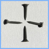 Black Screw Phillips Bugle Head Drywall