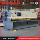 Prix 2017 de machine de découpage de plaque de Durmapress QC11y 8X3050