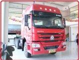Sinotruk HOWOのトラック371HP 6X4のトラクターのトラック