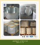 Cirkel 3003 1060 1100 van de Schijf van het Aluminium van het Aluminium van de diepe Tekening