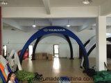 Новый продукт 4X4m, шатер купола 5X5m 6X6m раздувной, раздувной рекламируя шатер для сбывания