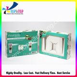 Fantastischer glatter gedruckter kosmetischer verpackenfaltender Papierkasten des vierecks-2016