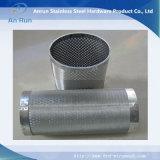 De Cilinder van de Filter van het Roestvrij staal van de hoogste Kwaliteit voor de Filters van het Water