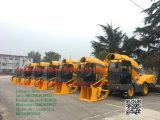 Hochwertiger spätester Typ 3.5m³ Kapazitäts-selbstladender Betonmischer