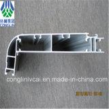 Os perfis de alumínio da extrusão aplicaram-se para a estrada de ferro