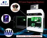 De heilige Machine van de Gravure van de Laser van het Kristal van de Laser 2D 3D