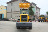 最もよい価格3トンの車輪のローダー