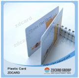 Do animal de estimação plástico do ABS do PVC do ISO 9001 cartão material do metro