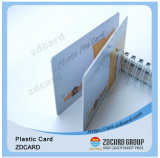 Belüftung-ABS Haustier-materielle Metro-Karte ISO-9001 Plastik-