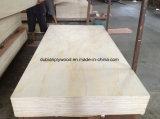 Colle du contre-plaqué WBP de pin de qualité supérieur pour la construction