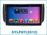 Automobile Android DVD e percorso di GPS per Sylphy 2012 con MP3/MP4/Bluetooth/TV/WiFi