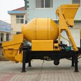 Beste Verkopende Concrete Pomp Jbt30 met Mixer