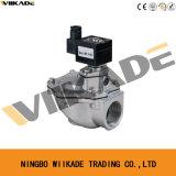 Wiikade DMF-a-25 Right Angle Solenoid Pulse Valve per aria pulita