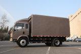 Sinotruk HOWO 4 Ton 밴 Truck