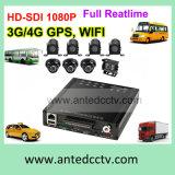 4CH 8CH Videogerät des Schulbus-DVR Digital mit HD 1080P Kamera