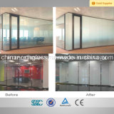 Pdlc Smart Tint, film intelligent commutable, Smart Magic Glass Film