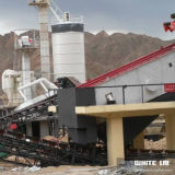 Stationäres Impact Crusher Plant in Sand Making (200t/h)