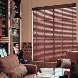Оптовая деревянная слепая домашняя штарка окна украшения