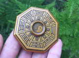 """""""chi"""" triangolare del Tai del filatore della mano del giocattolo del filatore della mano degli otto schemi"""