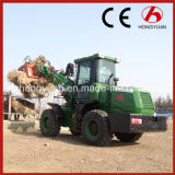 80HP Engine를 가진 최신 Sale 2016년 New Telescopic Loader Hy2500