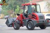 Carregador hidráulico ZL16 MiniLine com carregador agrícola
