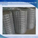 Treillis métallique hollandais d'acier inoxydable