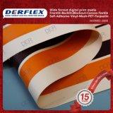 Migliore tela incatramata rivestita di vendita del PVC stampata banda