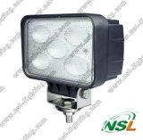 50W op zwaar werk berekende Machine LED Truck Lamp 9-32V Rectangular CREE 12V LED Work Light/Lamp voor Tractor, Car, ATV, Forklift, Mining