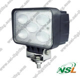 CREE 12V LED Work Light/Lamp di Machine LED Truck Lamp 9-32V Rectangular di Pesante-dovere 50W per Tractor, Car, ATV, Forklift, Mining