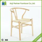椅子(アンドリア)を食事する北欧の白いワックスの木製の良質
