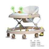 O bebê plástico de China brinca o carro de passeio do bebê para a venda