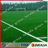 a alta qualidade da altura da pilha de 20mm ostenta a grama artificial para o futebol