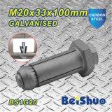 Tornillo de extensión caliente del sujetador de las ventas M6/M8/M10/M12