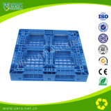 四方単一側面の断面エクスポートプラスチックPallrt (グラブと)