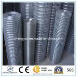 La fabbrica ha saldato la rete metallica/rete fissa saldata galvanizzata della rete metallica della rete metallica