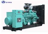 4 Diesel van het Type van cilinder Open Generator 70kVA met Motor Lovol