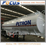 48000 Liter (48kl) Dienstkraftstofftank-LKW-halb Schlussteil-für Pakistan-Markt