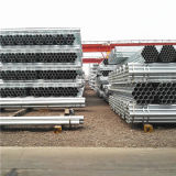 ASTM A53 A500 BS1387 GR. Tubulação galvanizada B para o gás natural