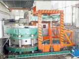 Mechanisches Double Mold Tire Shaping und Curing Press