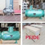 система фильтра воды Backwash муниципального полива 19-1590t/H промышленная