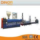 La etapa doble recicla la fabricación del estirador plástico granular (SJ-130A/125A)