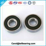 Roulement d'acier inoxydable, roulement d'acier au chrome, roulement With6000 d'acier du carbone