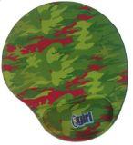 Almofada de rato impressa logotipo personalizada relativa à promoção do jogo do gel