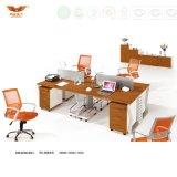 Estação de trabalho modular moderna da mobília de escritório
