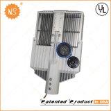 Aufgeführte IP65 6400lm 60W LED Straßenlaterne UL-Dlc mit hellem Fühler