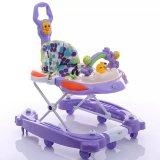 Drehendes Rad-Spielzeug-Spiel mit neues Modell-Baby-Plastikwanderer